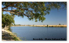 Serondela, Chobe National Park